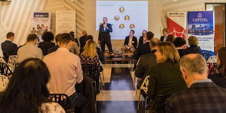 Congress of Polish Entrepreneurs in the UK 2019: Building value into your business tickets