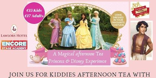 A Magical afternoon Tea  Princess & Disney Experience