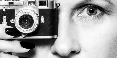 Meisterklasse digitale Fotografie - Bewerbung tickets