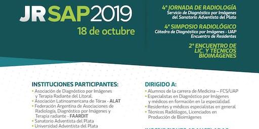 Jornada de Radiología SAP 2019
