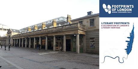Literary Covent Garden. Towards A New Sensibility tickets