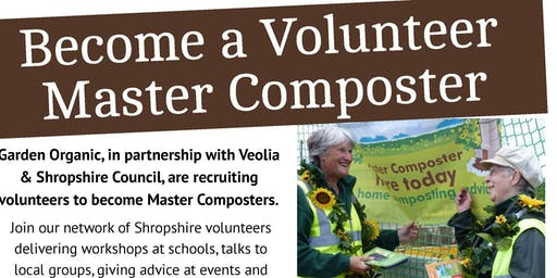 Volunteer Master Composter training