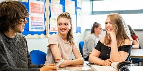 A-Level Open Day - 12 October 2019 tickets