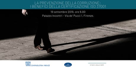 La prevenzione della corruzione: i benefici della certificazione ISO 37001 biglietti