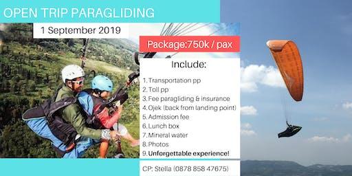 Open Trip Paragliding
