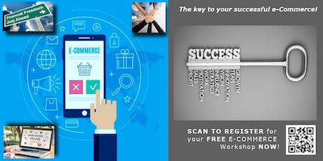 Discover How to Easily Kickstart an E-commerce Business within 24 Hours tickets