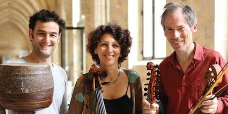 Saltarello Trio presented by Music Network tickets