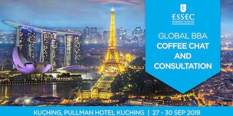 ESSEC Global BBA Coffee Chat Sep 2019 - Kuching, Malaysia tickets