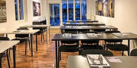 Meisterklasse digitale Fotografie Linz - Bewerbung Tickets