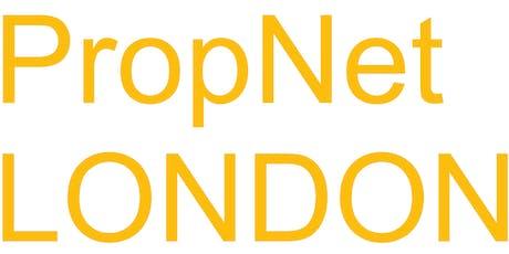 PropNet London September 12th 2019 tickets