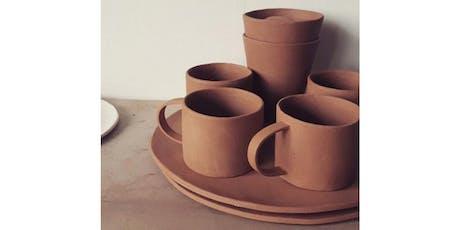 1 Day Course: Terracotta Ceramics tickets