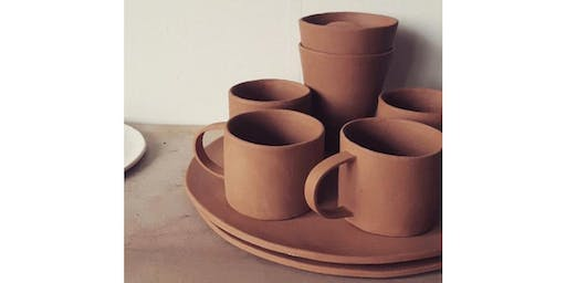 1 Day Course: Terracotta Ceramics