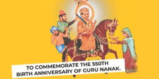 Bradford Police Museum - Treasures of Nanak Exhibition Launch