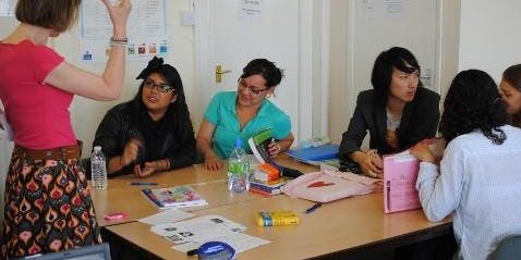 Community Learning - Improve your English Skills - West Bridgford Library