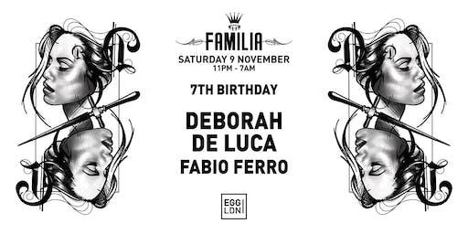 Familia's 7th Birthday // Deborah De Luca (Extended set) Fabio Ferro
