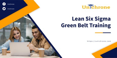 Lean Six Sigma Green Belt Certification Training Course in Canberra, Au tickets