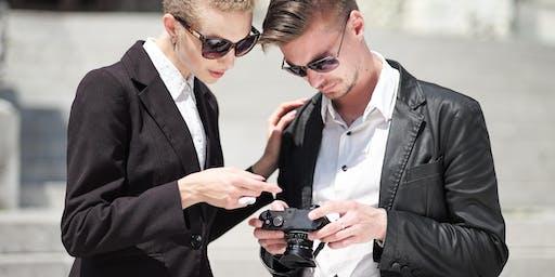 Meisterklasse digitale Fotografie Graz - Bewerbung