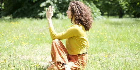 Yoga in Hyde Park tickets