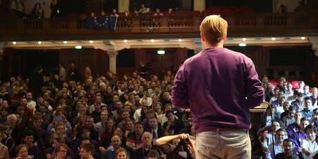 Algemene Ledenvergadering en Congres Volt Nederland (31 augustus 2019) tickets