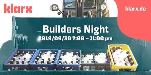 klarx Builders Night