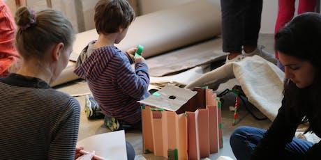 Sunday Family Workshop: Built Together tickets