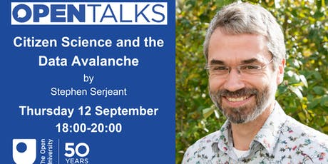 Citizen Science and the Data Avalanche tickets