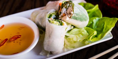 Summer Roll Making Masterclass - Pho Guildford