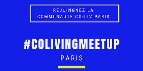 MEETUP CO-LIV PARIS billets