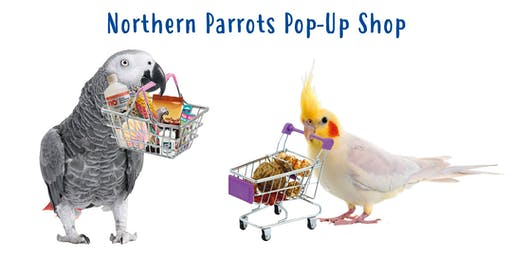 Northern Parrots Pop-Up Shop
