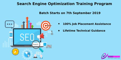 Search Engine Optimization Training Program tickets