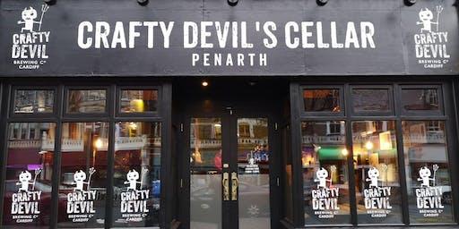 Crafty Devil Penarth's Beer Diner Evening