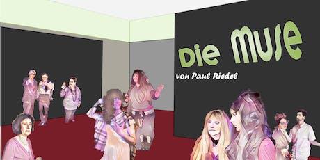 Die Muse - Paul Riedel Jahresrückblick Tickets