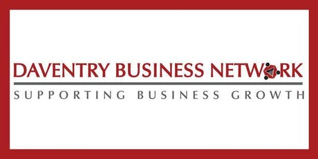Daventry Business Network September 2019 Meeting tickets