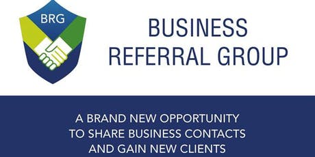 Networking Opportunity @ Business Referral Group - Banbury tickets