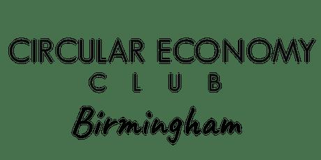 Circular Economy Club Birmingham The Midlands - with Ba-Ha Humane Food tickets