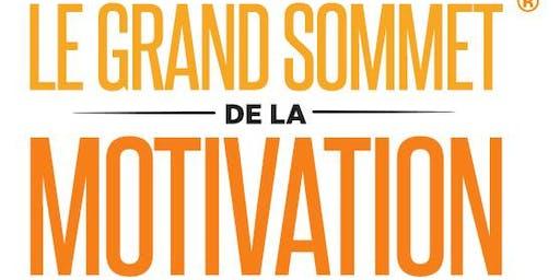 Le Grand Sommet de la Motivation 2019