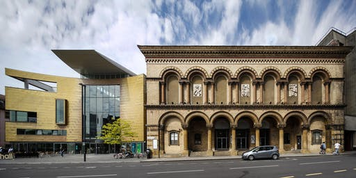 RIBA Colston Hall - Tour & Talk