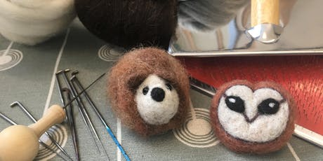 Needle Felting for Beginners tickets