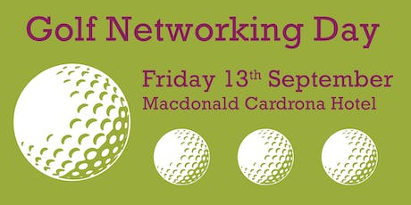Golf Networking Day tickets