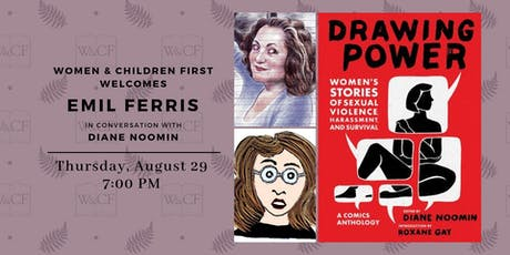 Drawing Power: Editor Diane Noomin in conversation with Emil Ferris tickets