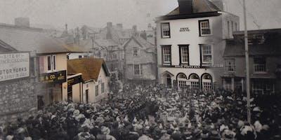LANDSCAPES FOR LIFE FESTIVAL Postcards of Dorset; past, present & future