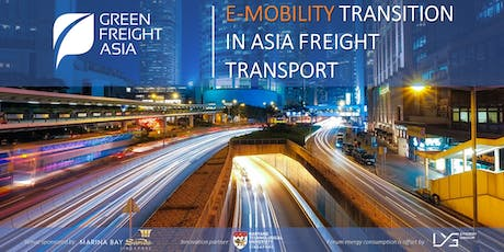 Green Freight Asia Annual Forum 2019 tickets