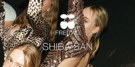 Shiba San Tickets
