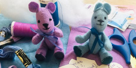 Create a Miniature Teddy Bear tickets