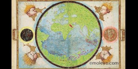 """CONFERENCIA: """"1519-1522: la nueva imagen del mundo. El Atlas Miller y la primera circunnavegación de la Tierra"""" entradas"""