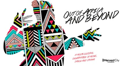 Out of Africa & Beyond 2019 tickets