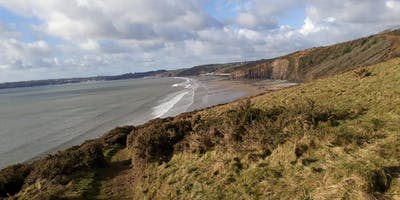 St Clears-Amroth 15 Mile Carmarthenshire Coast Walk/Jog/Run Challenge