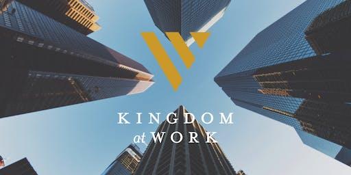Kingdom At Work DFW - October 2019
