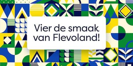 Vier de smaak van Flevoland! tickets