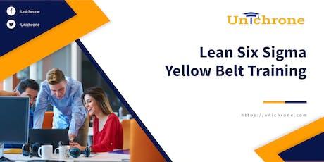 Lean Six Sigma Yellow Belt Certification Training Course in Dubai Unite tickets
